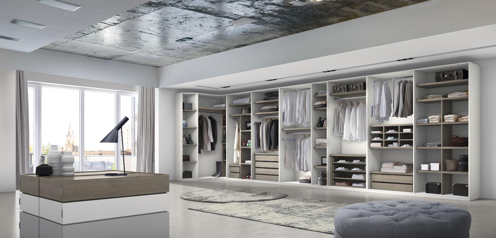 Vestidores tienda de muebles en almer a for Armarios para dormitorios de matrimonio
